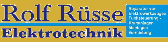 Rolf Rüsse Elektrotechnik in Datteln Logo